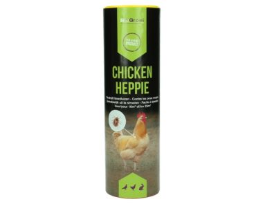 ChickenHeppie | Acariens prédateurs contre poux-rouges